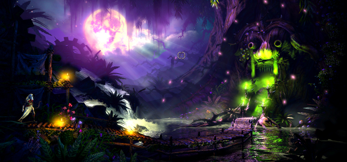Trine 2's Prettiest Locations