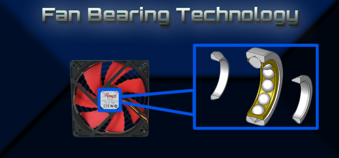 The Basics of Case Fan Bearings - Which Bearing is Best?