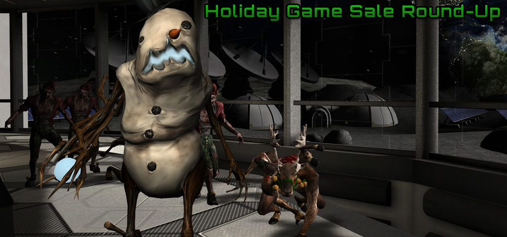 Holiday / Xmas Game Sale Round-Up - Games Worth Buying