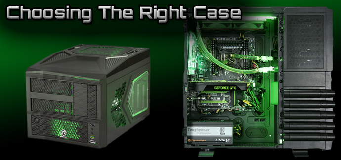 Picking the Best Gaming PC Case