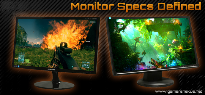 Monitor Dictionary: Understanding Monitor Specs