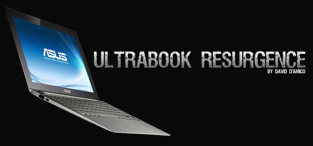New Ultrabooks May Change PC Gaming Marketshare