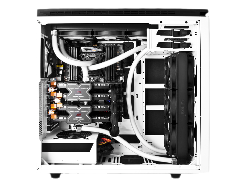 new nzxt h630 specs silent gaming case gamersnexus gaming pc builds hardware benchmarks. Black Bedroom Furniture Sets. Home Design Ideas