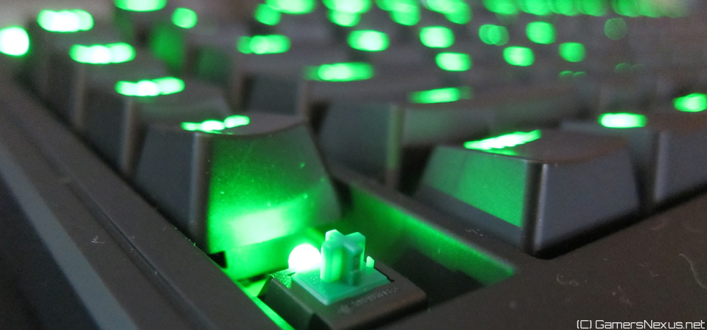 Hands-On: Cooler Master Storm Trigger Mechanical Keyboard - CES 2013