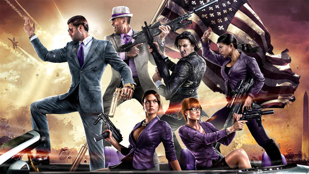 "Saints Row 4 Dev: ""Bankruptcy is Scary"" - Inside the Studio's Purchase & Game Design"