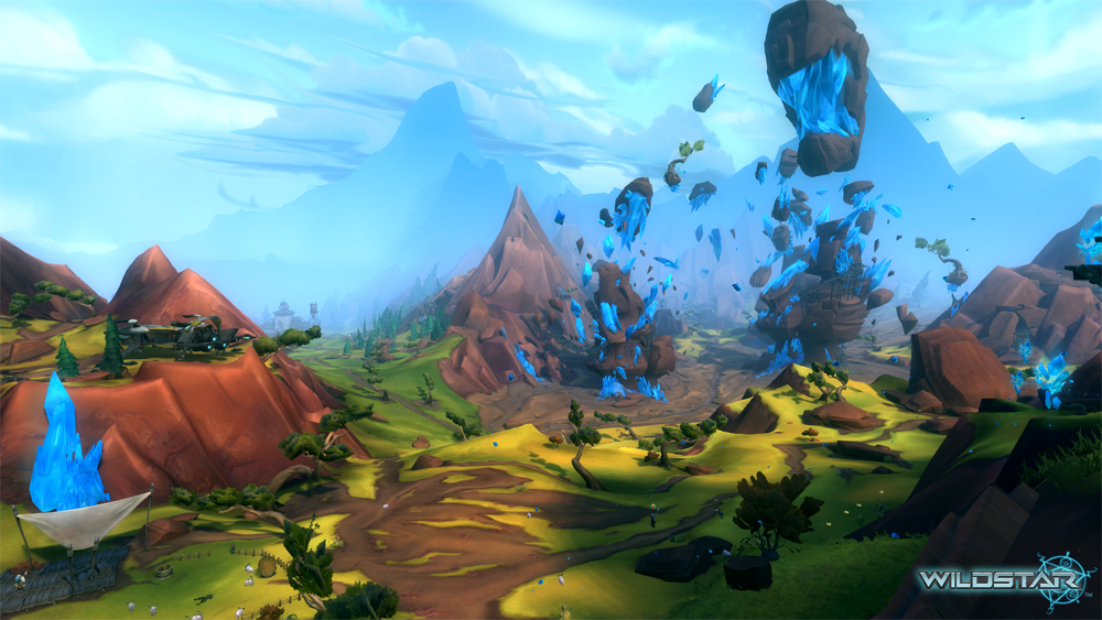 WildStar MMO Scientist & Settler Explained: Player-Made Buildings