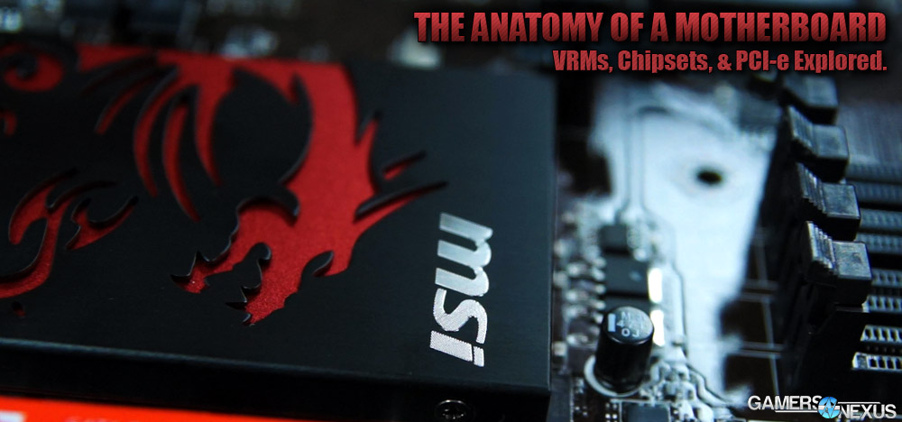 Anatomy of a Motherboard: VRM, Chipset, & PCI-E Explained