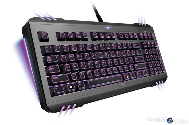 Razer (Re)Launches SC2: Heart of the Swarm Keyboard, Mouse, Headset