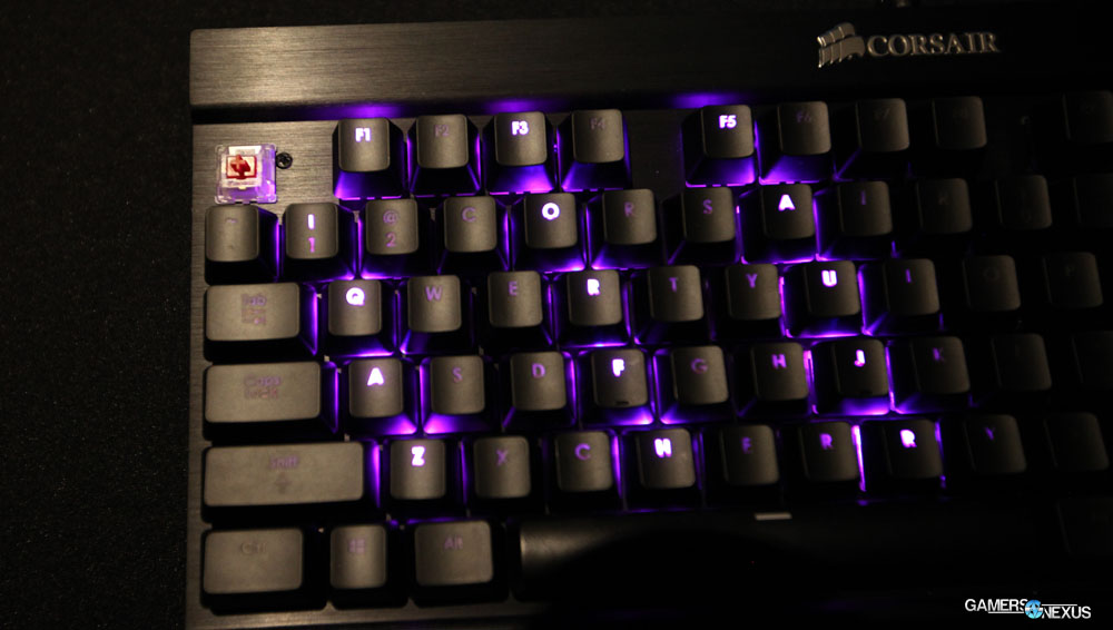 Corsair's CES Suite: MX-RGB Keyboard, 760T & 250D Specs | Gamers ...