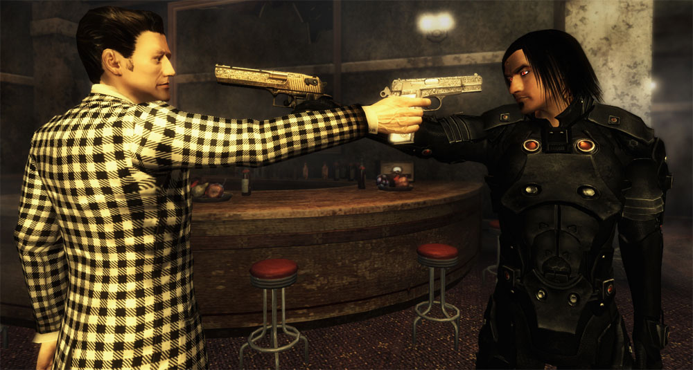 Complete fallout new vegas graphics amp content mod overhaul