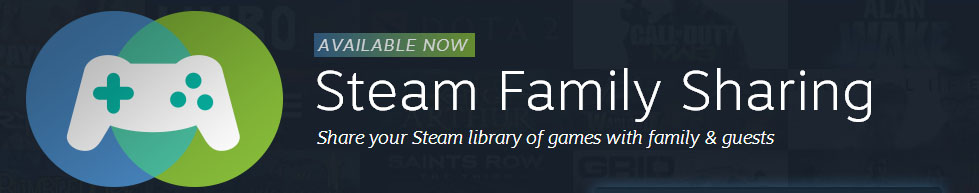 steam family sharing matchmaking Important: family library sharing is turned off by default in all kindle reading apps if you'd like to view shared family library content on one of these devices.