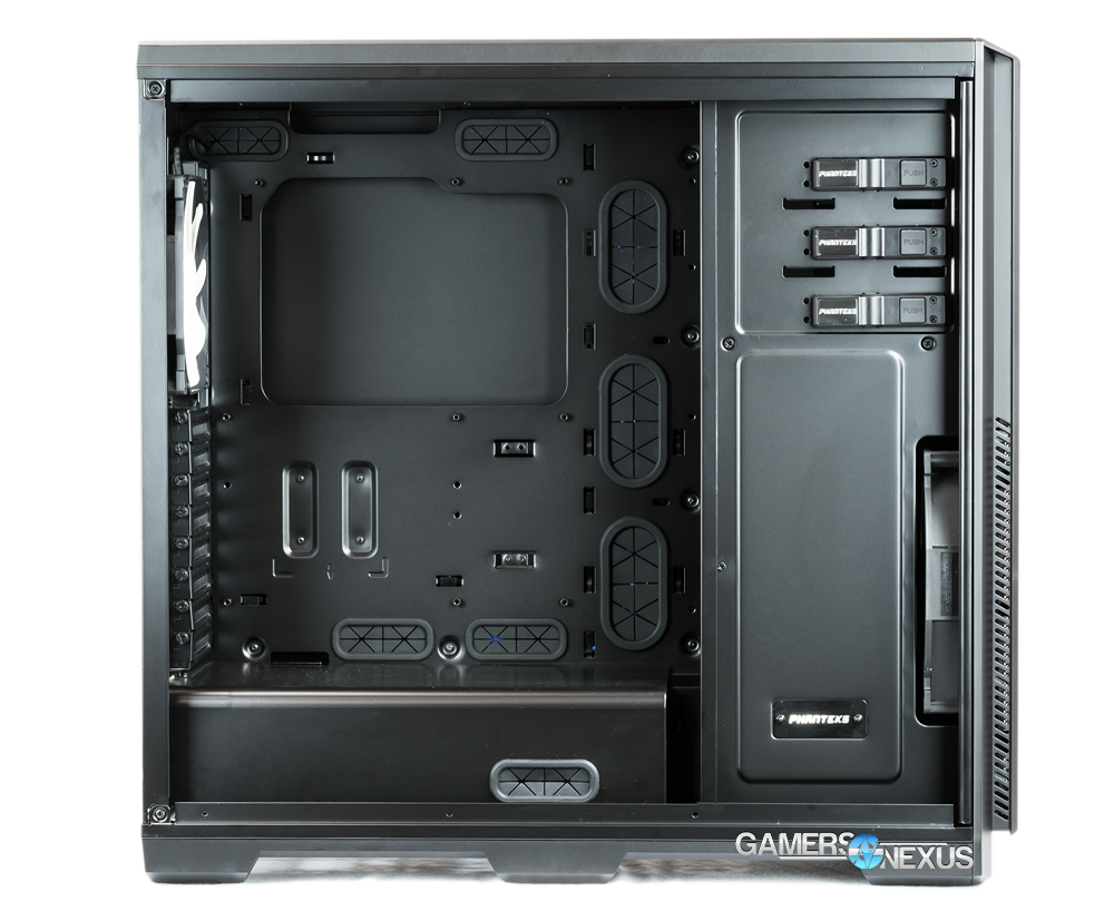 Phanteks Enthoo Pro Budget Enthusiast Case Announced & Specs