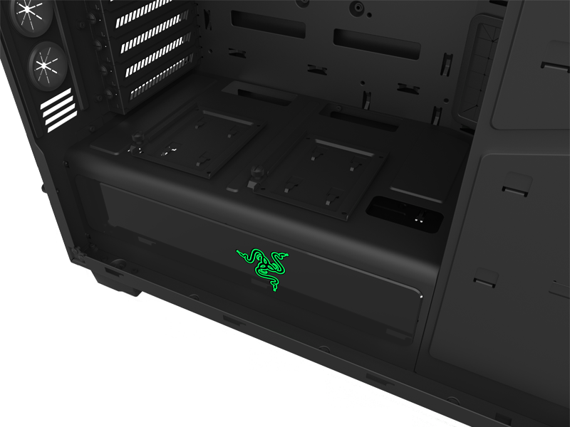 Surprise! NZXT Partners with Razer for Redesigned H440 Enclosure