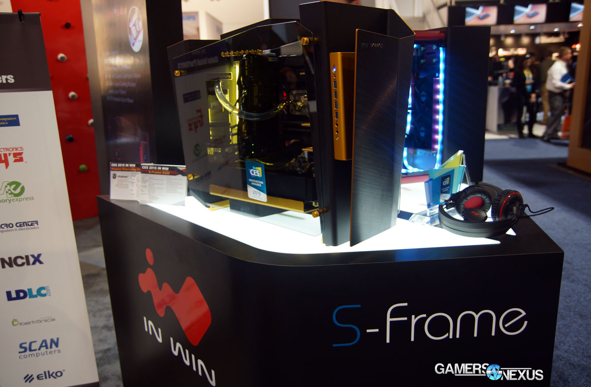 The Best Gaming Pc Cases Of Ces 2015 Case Round Up