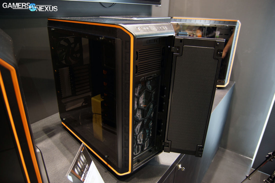 Be Quiet! Dark Base 900 Invert-able Case at Computex ...