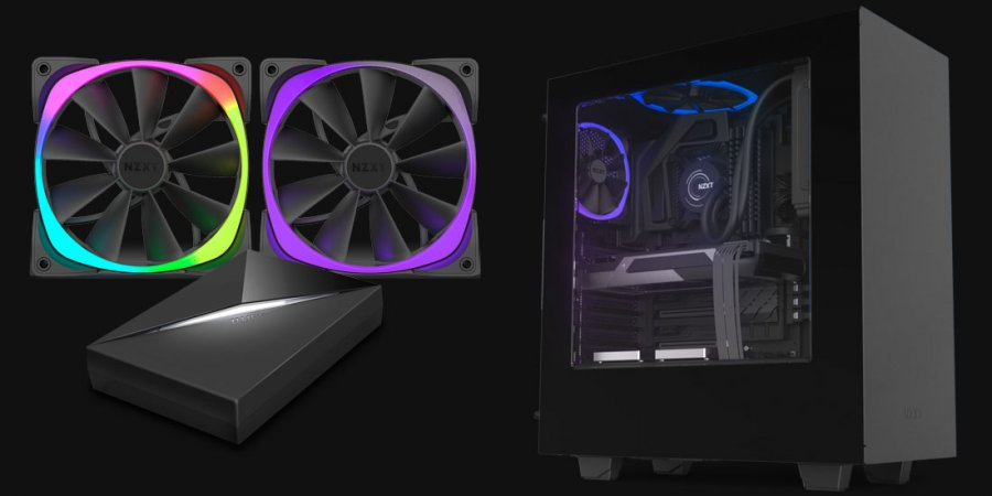 HW News: AMD X370 High-End Chipset, NZXT Aer, Rosewill Cullinan