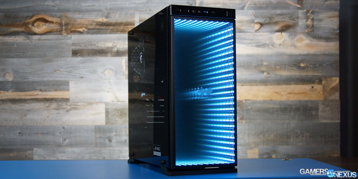 In Win 805i Infinity Critical Case Review