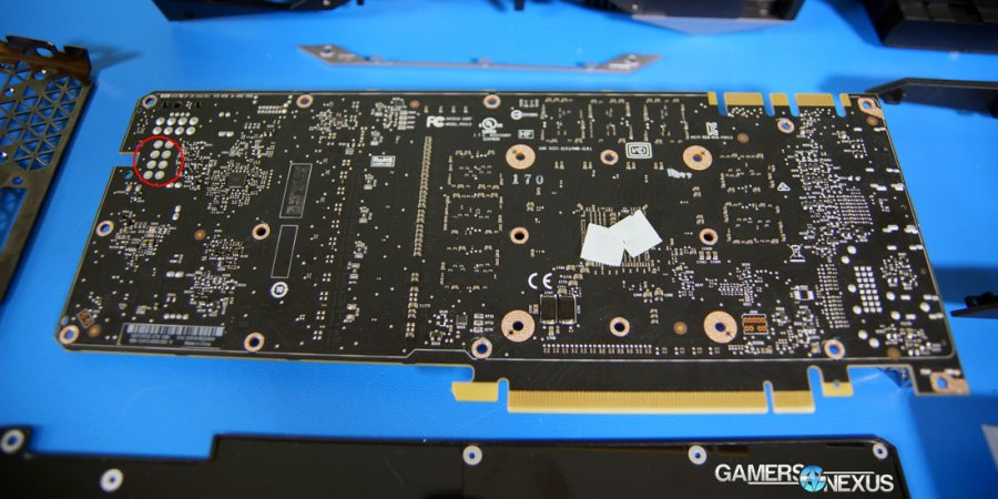 We Found Another Power Header Point on the GTX 1080, Likely for OC