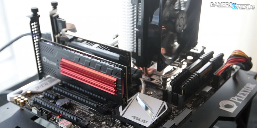 Plextor MP8e NVMe SSD Pushes 2.2GB/s, M7V Fights for Gaming Market