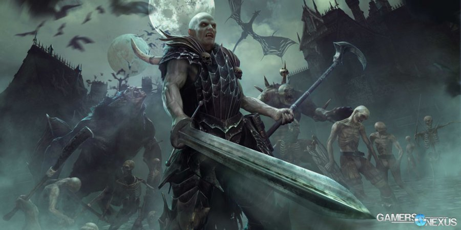 Total War: Warhammer - Vampire Counts Hands-On Preview & Gameplay Footage