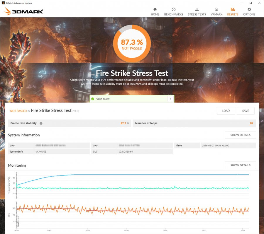 3DMark Debuts New Stress Test Mode for OC & Thermal Stability