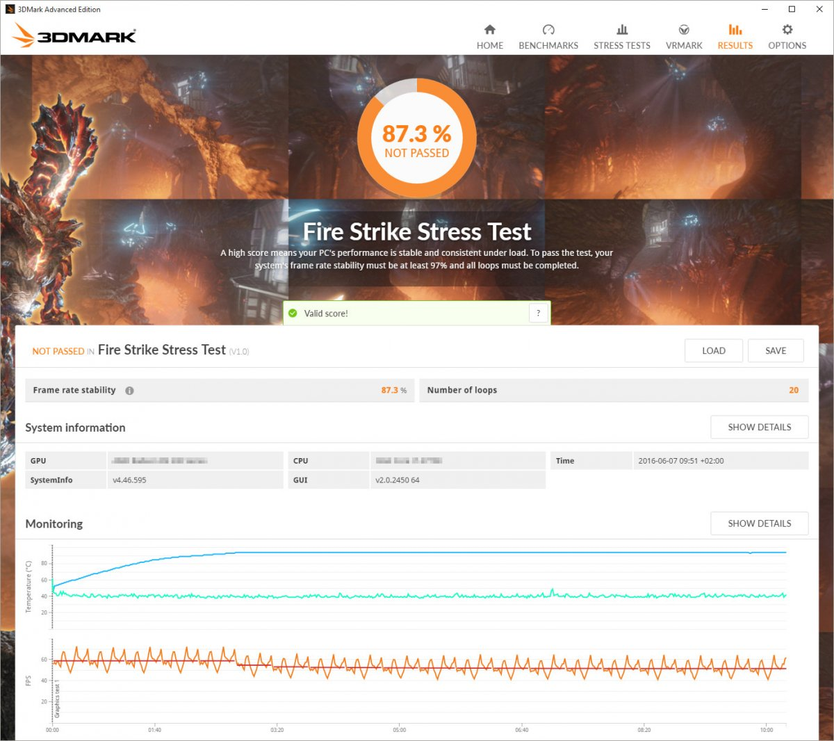 3DMark Debuts New Stress Test Mode for OC & Thermal ...