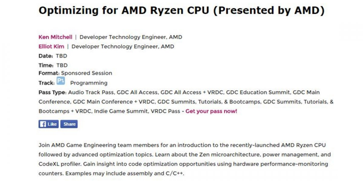 AMD Ryzen CPU Release Date Almost Certainly End of February
