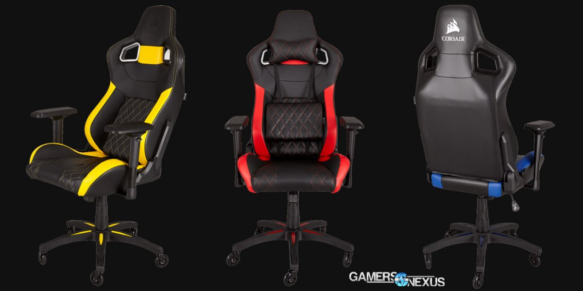 Corsair T1 Race Chair Released for $350