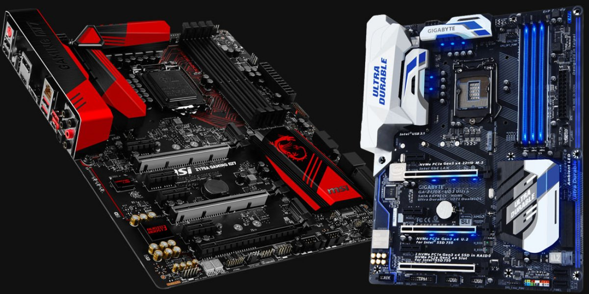 Best Intel Motherboards 2016 - Cyber Monday Round-Up