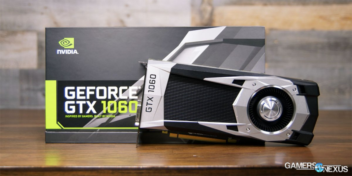 Nvidia's $250 GeForce GTX 1060 will battle AMD for mid-range supremacy