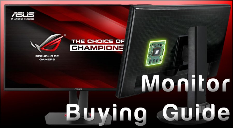 Best Monitors for Gaming 2015 - Black Friday Guide for 1080, 1440, & 4K Displays