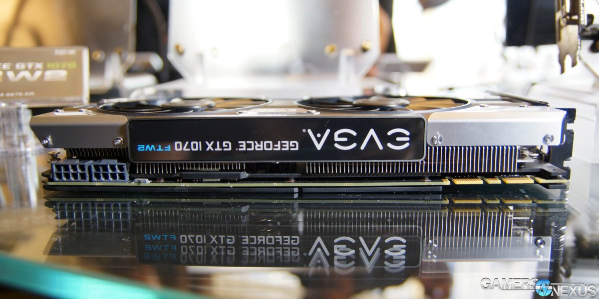 EVGA ICX Cooler Detailed for FTW2 & SC2 Cards, New CLC Analyzed
