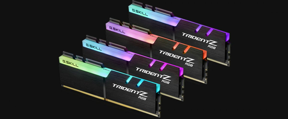 G.Skill Trident Line Expands to 4266MHz for Kaby Lake | CES 2017