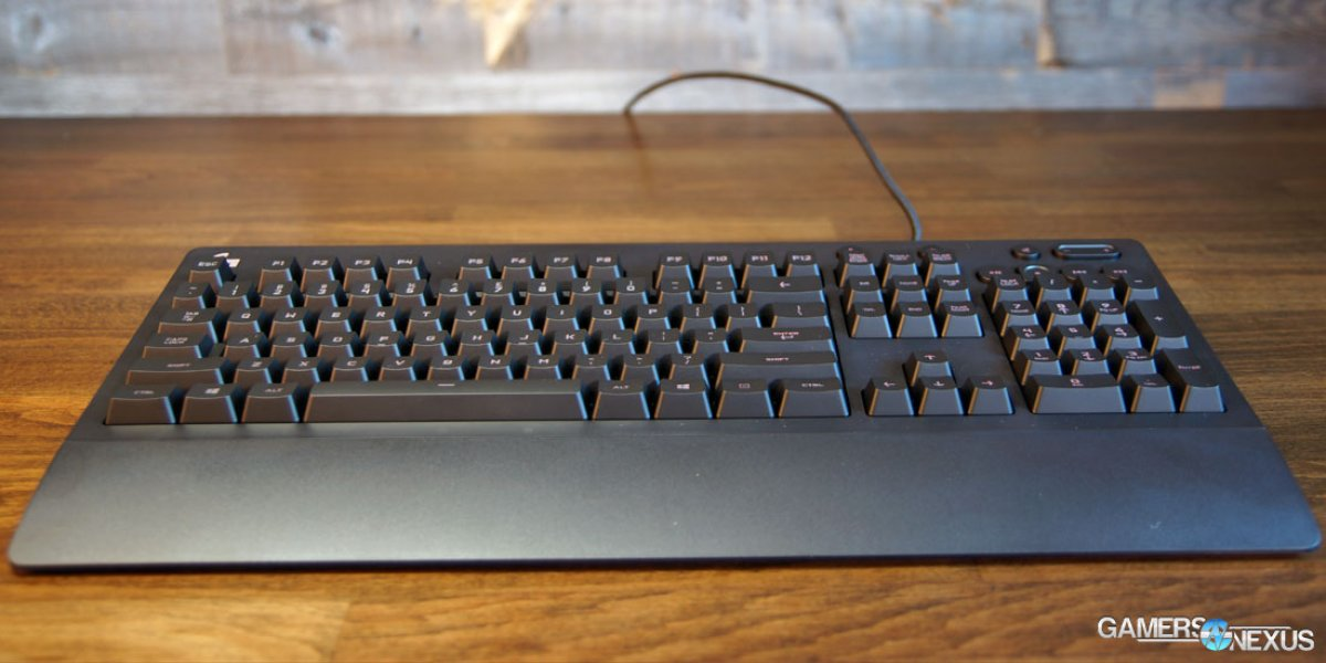 Logitech G213 Prodigy Membrane Keyboard Review