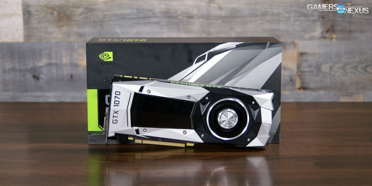 NVIDIA GeForce GTX 1070 Founders Edition Review & Benchmark