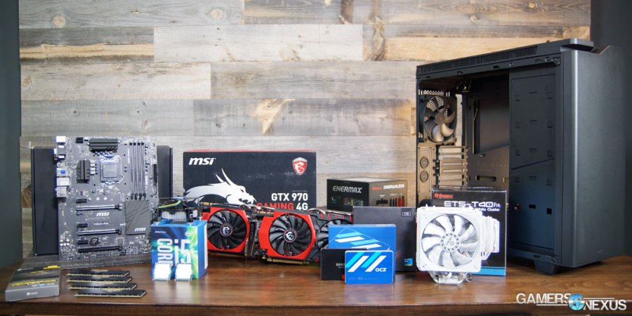 How to Build a Gaming PC: Step-by-Step Computer Building Walkthrough
