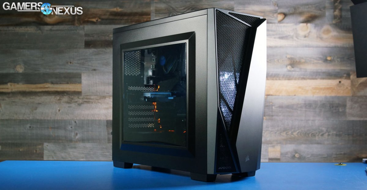 Budget Gaming PC Build with Intel G4560 & GTX 1050 for $443