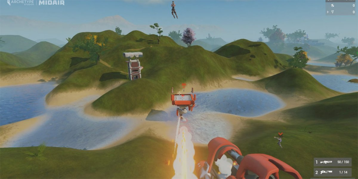 Midair Successfully Revives 'Tribes' Format