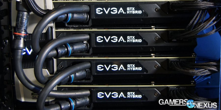 Hands-On: EVGA's Quick Disconnect GTX 980 Ti, Case, & 980 Ti VR
