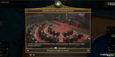 'Urban Empire' Gameplay Simulates Politics, Still Manages to Get Things Done