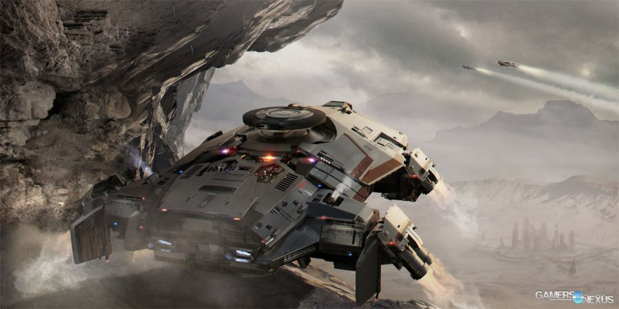 Star Citizen's Sean Tracy on 64-bit Engine Tech & Procedural Edge Blending
