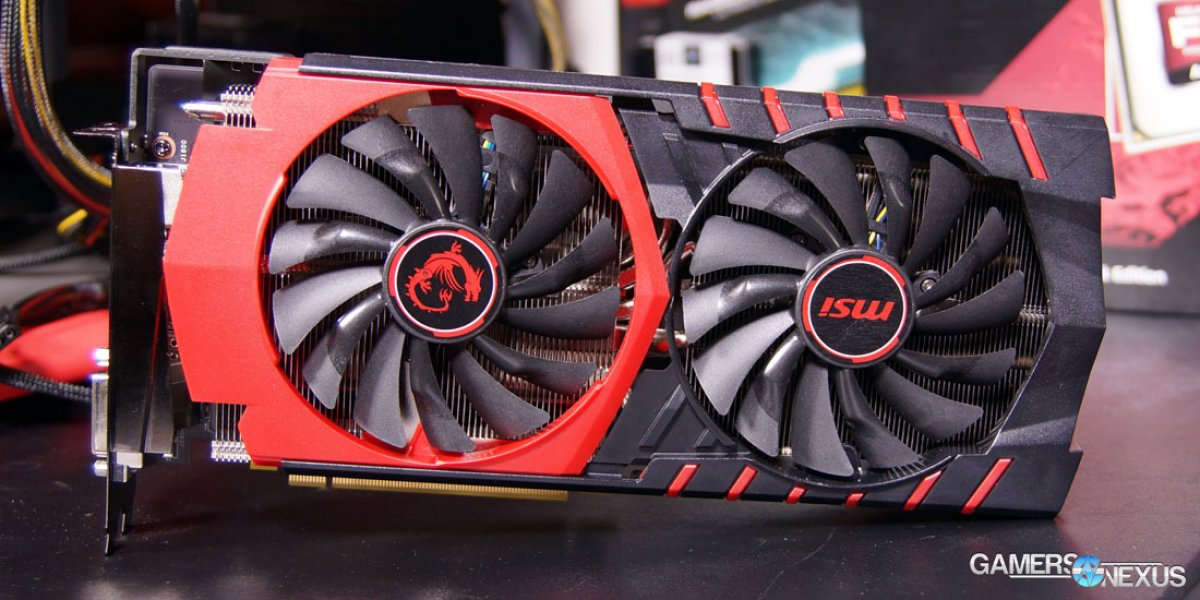 MSI Radeon R9 390X Gaming 8GB Review & Benchmark vs. GTX 980