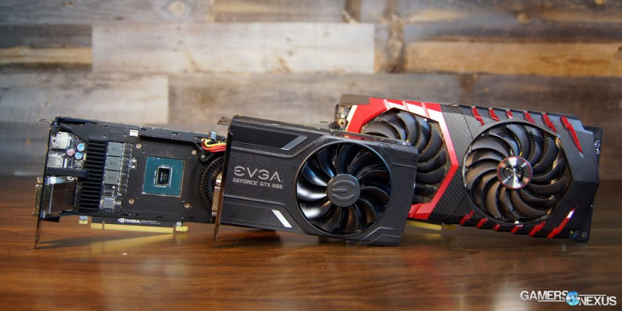 GTX 1060 3GB vs. 6GB Benchmark: Some Major Performance Swings