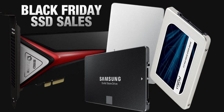 Best SSDs for Gaming - Black Friday / Cyber Monday Sales