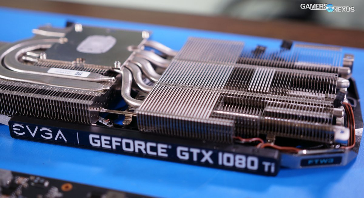 EVGA 1080 Ti FTW3 PCB Analysis: Over-Engineering the VRM