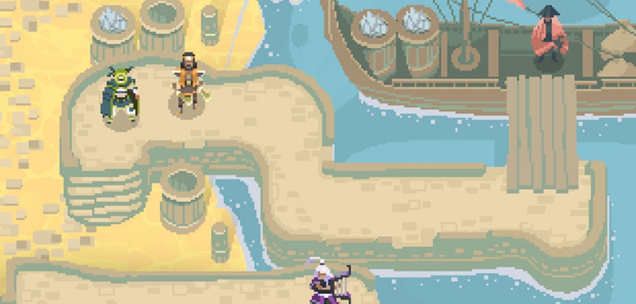 First-Look at Co-Op Action-RPG Moon Hunters