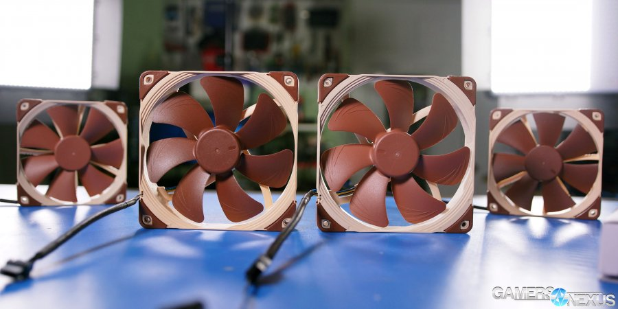 Noctua Fan Investigation & the Internet Outrage Engine