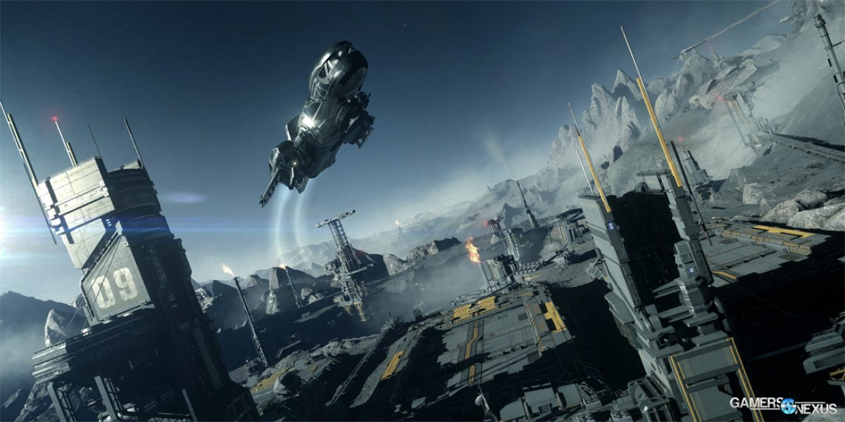 Sean Tracy on Star Citizen's CPU Management, Character Tech, & More