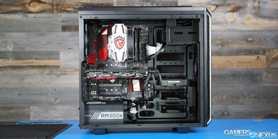 Be Quiet! Pure Base 600 Case Review: The Quietest On Our Bench