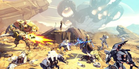 Battleborn Hands-On Gameplay Impressions from PAX